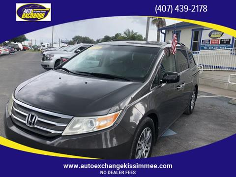 2013 Honda Odyssey for sale in Kissimmee, FL