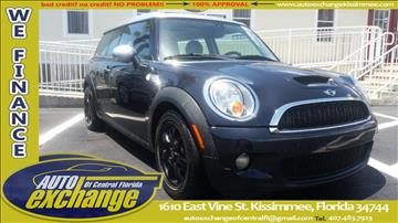 2009 MINI Cooper Clubman for sale in Kissimmee, FL