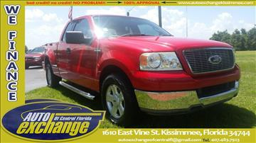 2004 Ford F-150 for sale in Kissimmee, FL
