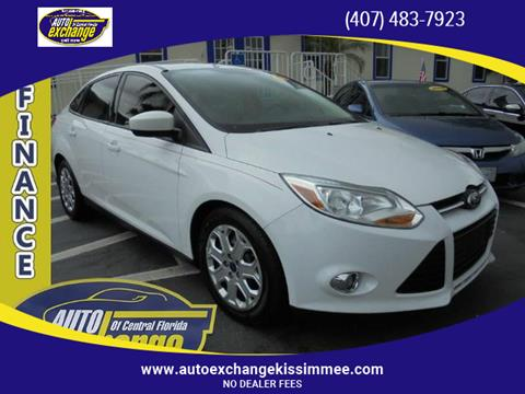 2012 Ford Focus for sale in Kissimmee, FL