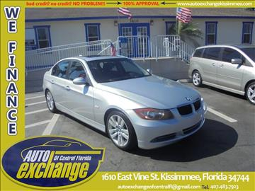 2008 BMW 3 Series for sale in Kissimmee, FL