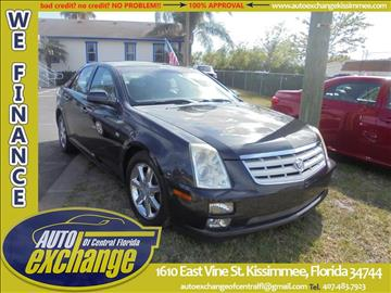 2005 Cadillac STS for sale in Kissimmee, FL