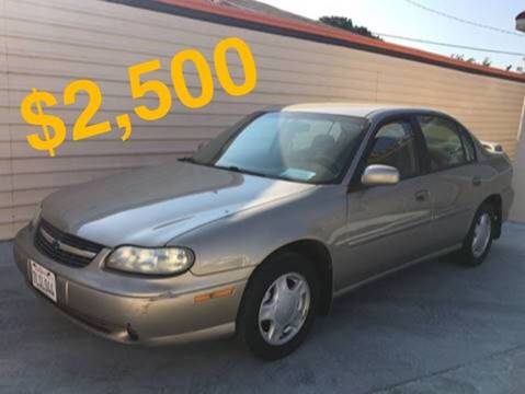 2000 Chevrolet Malibu for sale in Bloomington, CA
