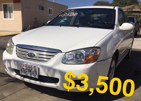 2007 Kia Spectra for sale in Bloomington, CA