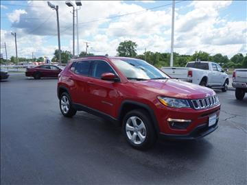 2017 Jeep Compass for sale in Carthage, MO