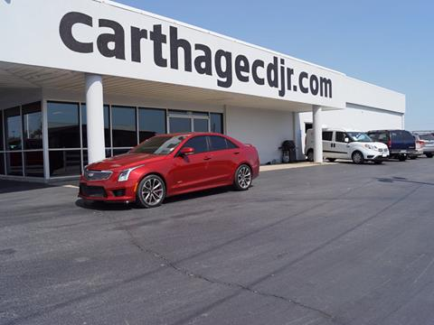 2016 Cadillac ATS-V for sale in Carthage, MO