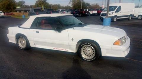 1989 Ford Mustang for sale in Carthage, MO