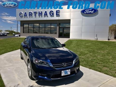 2015 Honda Accord for sale in Carthage, MO