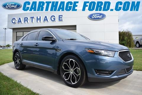 2019 Ford Taurus for sale in Carthage, MO