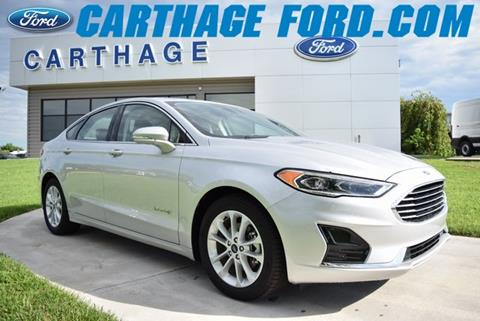 2019 Ford Fusion Hybrid for sale in Carthage, MO
