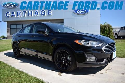 2019 Ford Fusion for sale in Carthage, MO