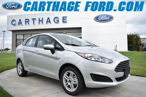 2019 Ford Fiesta for sale in Carthage, MO