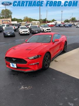 2019 Ford Mustang for sale in Carthage, MO