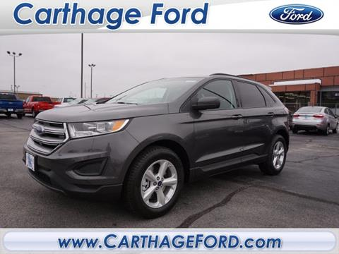 2017 Ford Edge for sale in Carthage, MO