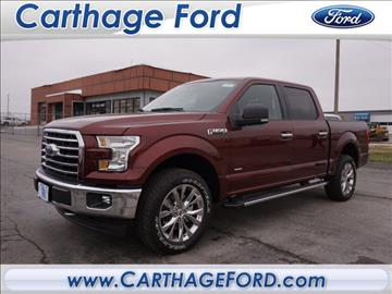 2017 Ford F-150 for sale in Carthage, MO