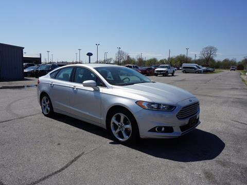 2016 Ford Fusion for sale in Carthage, MO