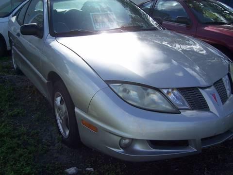 2005 Pontiac Sunfire for sale in Fort Lauderdale, FL