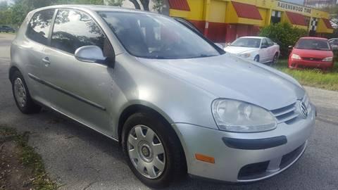 2008 Volkswagen Rabbit for sale in Fort Lauderdale, FL