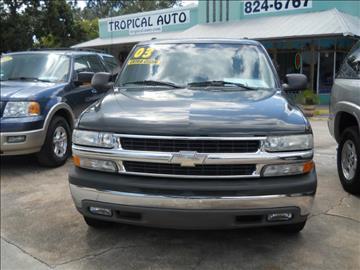 2003 Chevrolet Tahoe for sale in Saint Augustine, FL