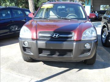 2006 Hyundai Tucson for sale in Saint Augustine, FL