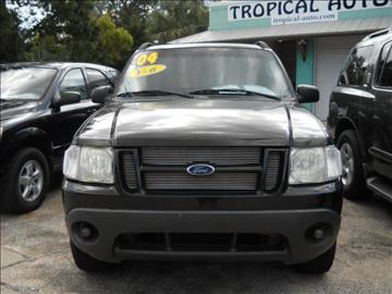 2004 Ford Explorer Sport Trac for sale in Saint Augustine, FL