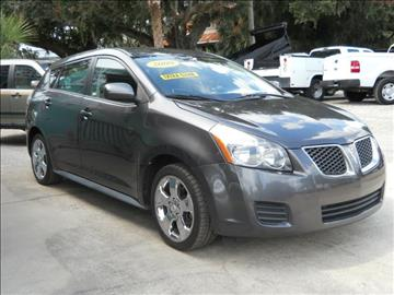 2009 Pontiac Vibe for sale in Saint Augustine, FL