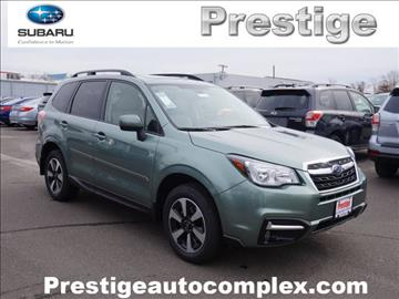 2017 Subaru Forester for sale in Turnersville, NJ