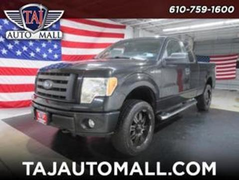 2010 Ford F-150 for sale in Bethlehem, PA