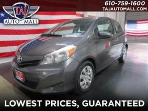 2014 Toyota Yaris for sale in Bethlehem, PA
