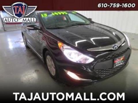 2013 Hyundai Sonata Hybrid for sale in Bethlehem, PA