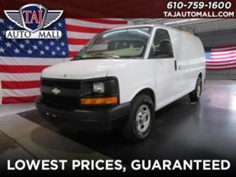 2008 Chevrolet Express Cargo for sale in Bethlehem, PA