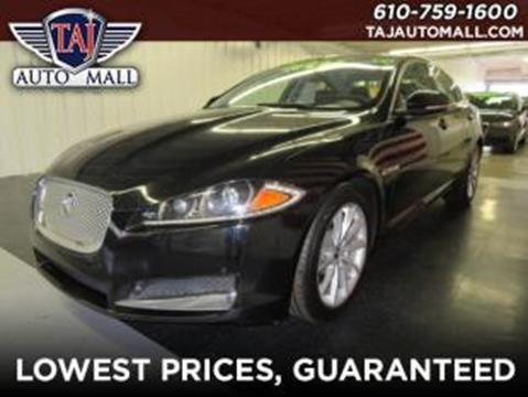 2013 Jaguar XF for sale in Bethlehem, PA