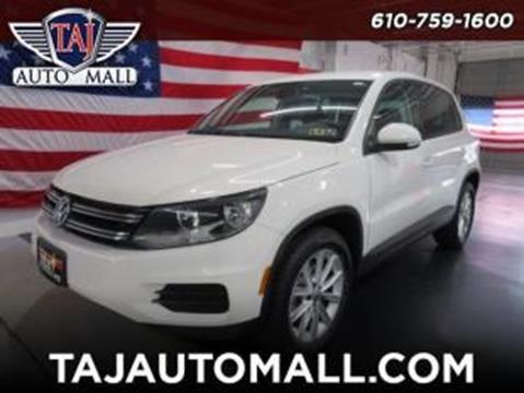 2014 Volkswagen Tiguan for sale in Bethlehem, PA