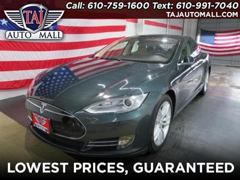 2014 Tesla Model S for sale in Bethlehem, PA
