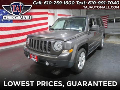 2016 Jeep Patriot for sale in Bethlehem, PA