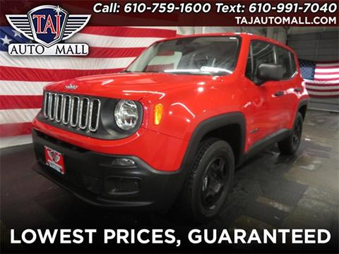 2015 Jeep Renegade for sale in Bethlehem, PA