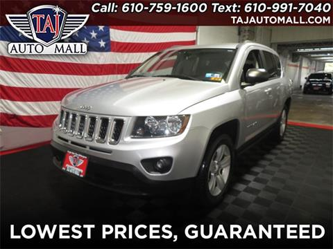 2014 Jeep Compass for sale in Bethlehem, PA