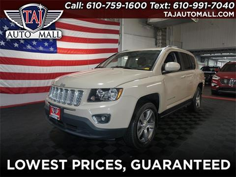 2016 Jeep Compass for sale in Bethlehem, PA