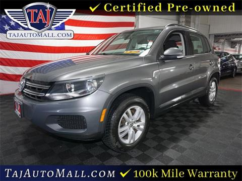 2015 Volkswagen Tiguan for sale in Bethlehem, PA