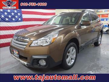 2013 Subaru Outback for sale in Bethlehem, PA