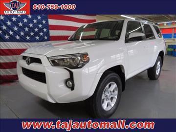 2016 Toyota 4Runner for sale in Bethlehem, PA
