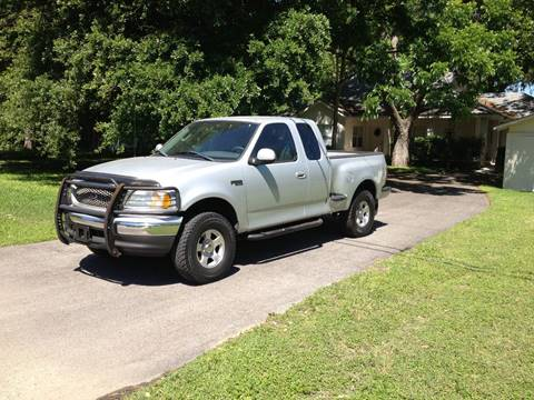 2003 Ford F-150 for sale in Kyle, TX