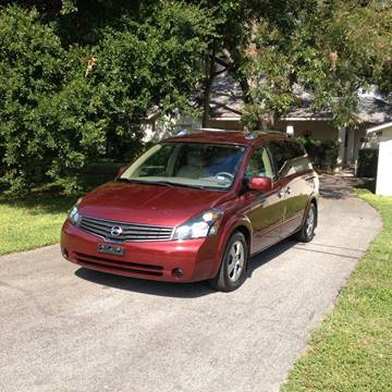 2009 Nissan Quest for sale in Kyle, TX