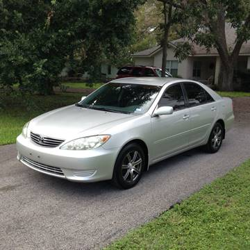 2006 Toyota Camry for sale in Kyle, TX
