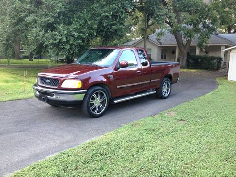 1998 Ford F-150 for sale in Kyle, TX