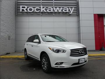2013 Infiniti JX35 for sale in Inwood, NY