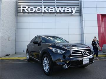 2016 Infiniti QX70 for sale in Inwood, NY