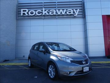 2016 Nissan Versa for sale in Inwood, NY