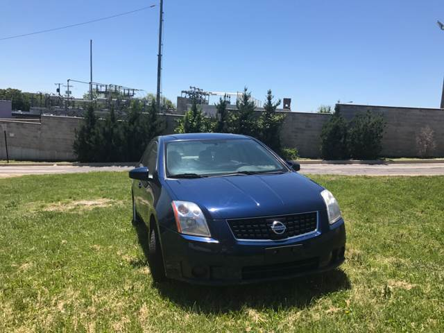 2008 Nissan Sentra 2.0 4dr Sedan - Baltimore MD