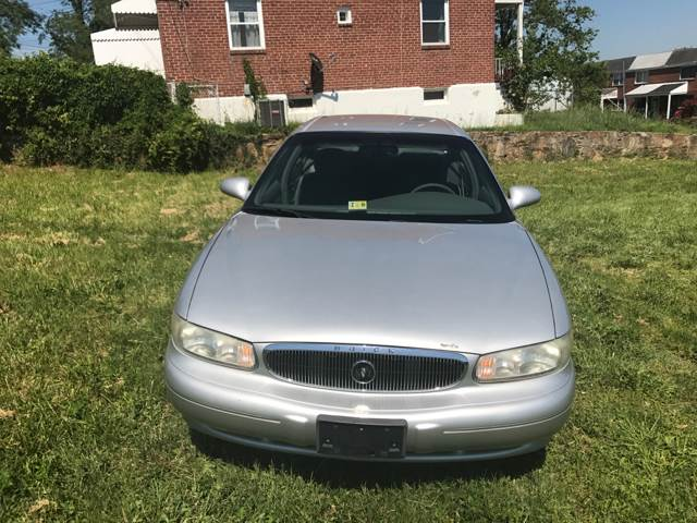 2000 Buick Century Custom 4dr Sedan - Baltimore MD